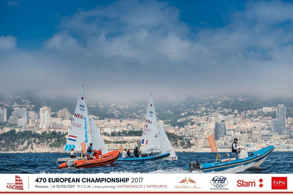 Les Suédois décrochent le titre de Champions d'Europe Open de 470, la France deuxième !