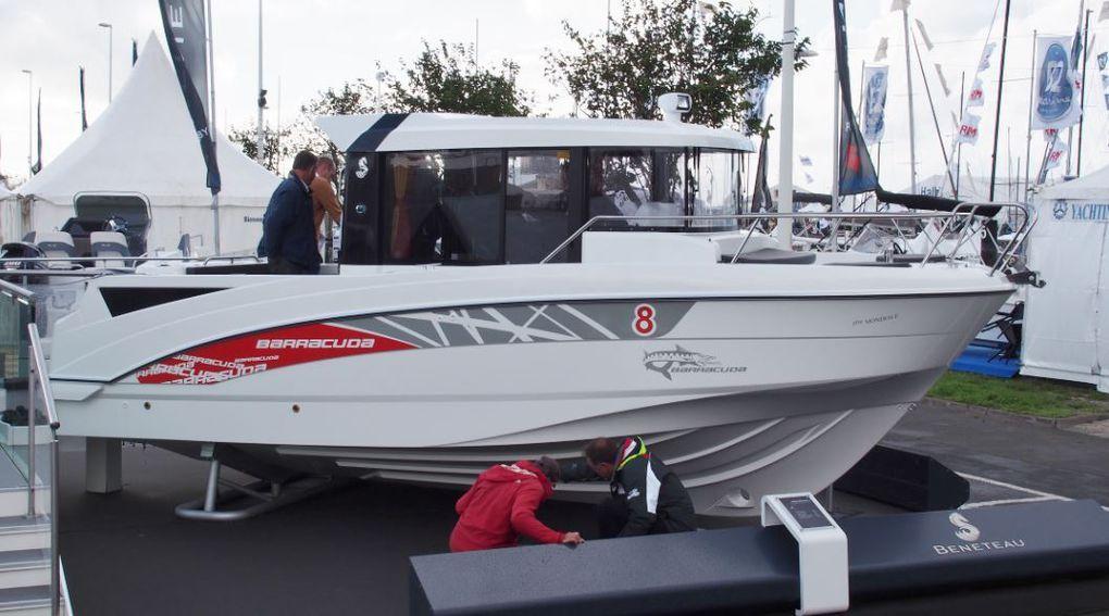 Le Bénéteau Barracuda 8, une nouvelle référence dans le sport fishing