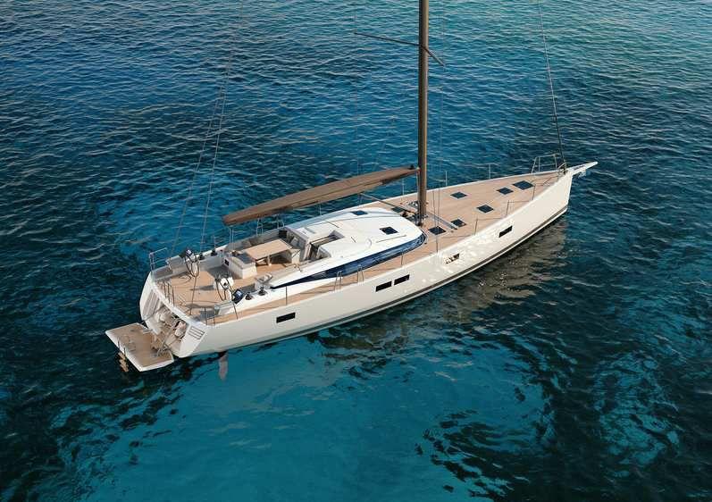 Yachting - Première mise à l'eau du CNB 66 à Bordeaux!