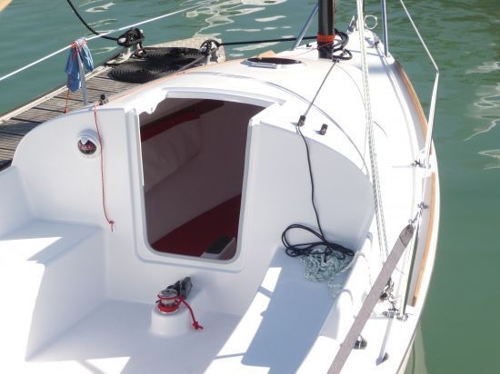 I-Kone J, un day-boat performant et accessible