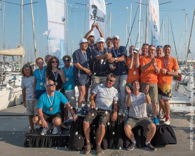 Succès au rendez-vous pour la 5ème Créalia's Cup, la régate de l'innovation!