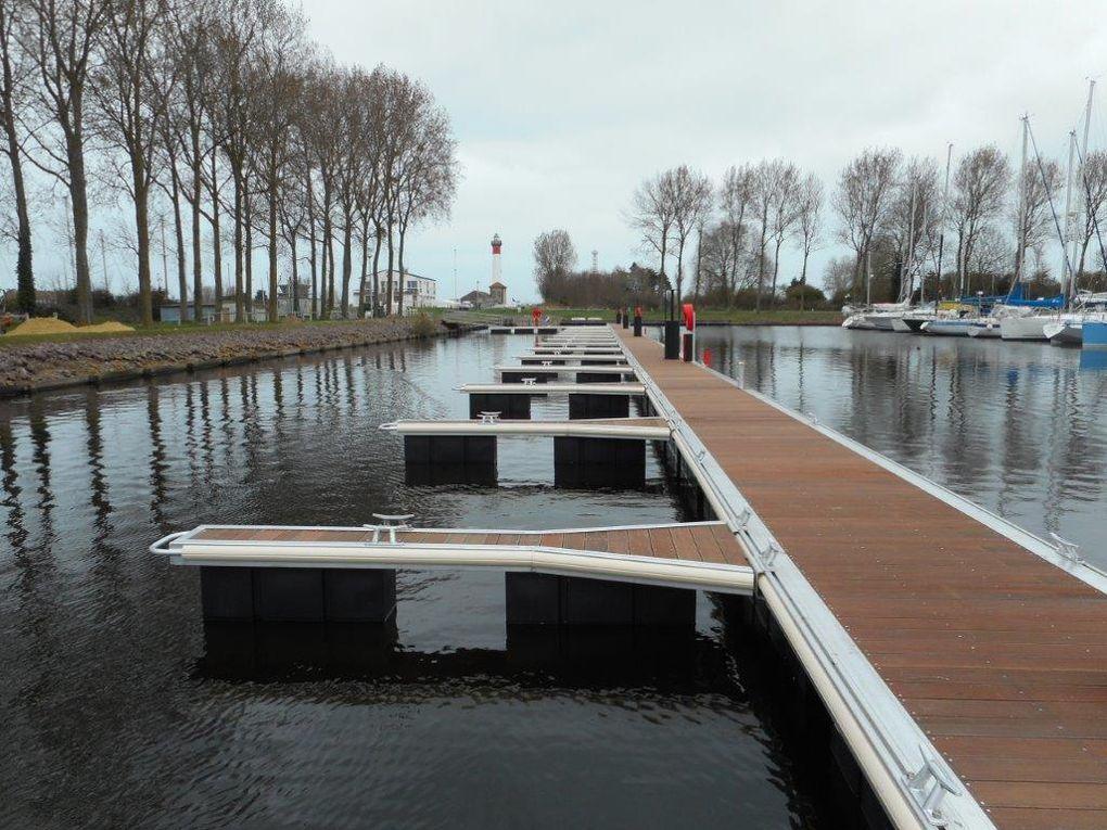 Pavillon Bleu renouvelé pour les ports de plaisance de Ouistreham et de Dives-Cabourg-Houlgate !