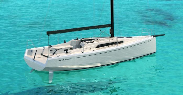 European Yacht of the Year 2018 - voiliers nominés Performance Cruiser : Club Swan 50, Grand Soleil 34P et JPK 45