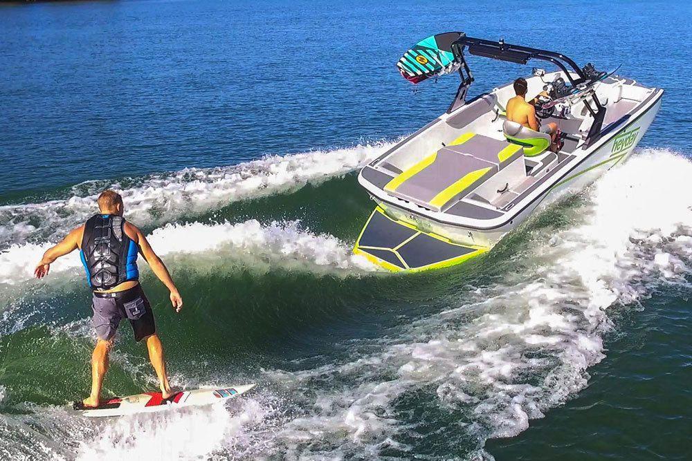 Heyday WT-1, un modèle abordable et performant, idéal pour les sports nautiques !