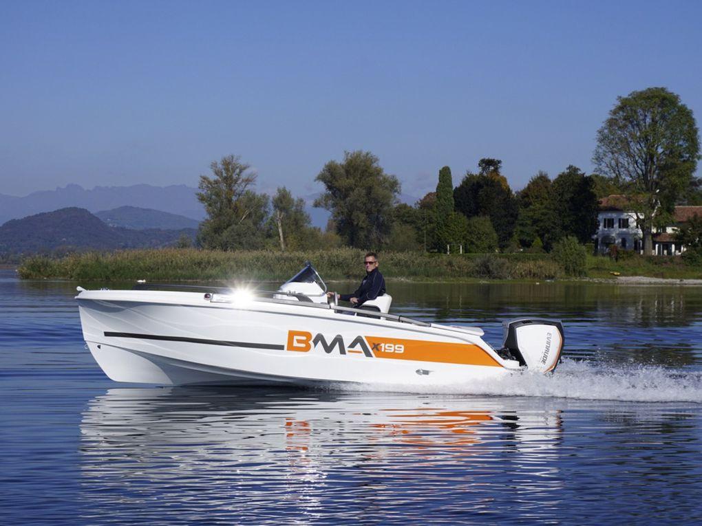 X199 Touring, l'open familial et sportif de BMA!