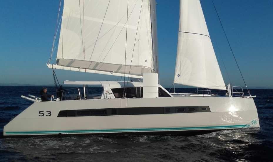 Au Yachting Festival, Catana portera haut les couleurs du Grand Voyage dans le monde des multicoques