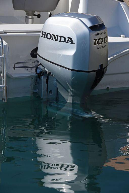 Honda Marine dévoile 4 nouveaux moteurs au Cannes Yachting Festival