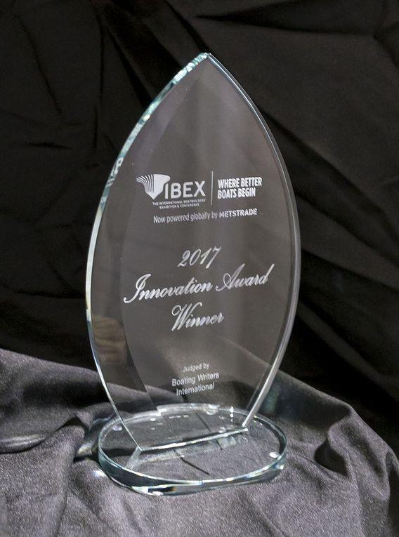 Suzuki remporte le prix de l'innovation du salon IBEX avec son moteur hors-bord de 350cv !