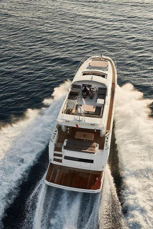 La Prestige 680 S récompensée aux World Yachts Trophies 2017