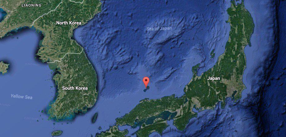 13 morts dans un accident entre un pétrolier et un chalutier en Mer du Japon