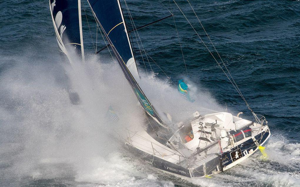 Défi Atlantique – Cap sur La Rochelle pour Team Aïna !