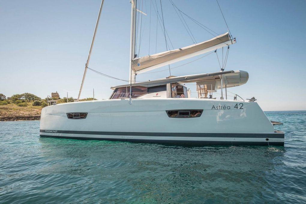 Fountaine-Pajot annonce une croissance de 27% de son activité catamarans sur le 1er semestre
