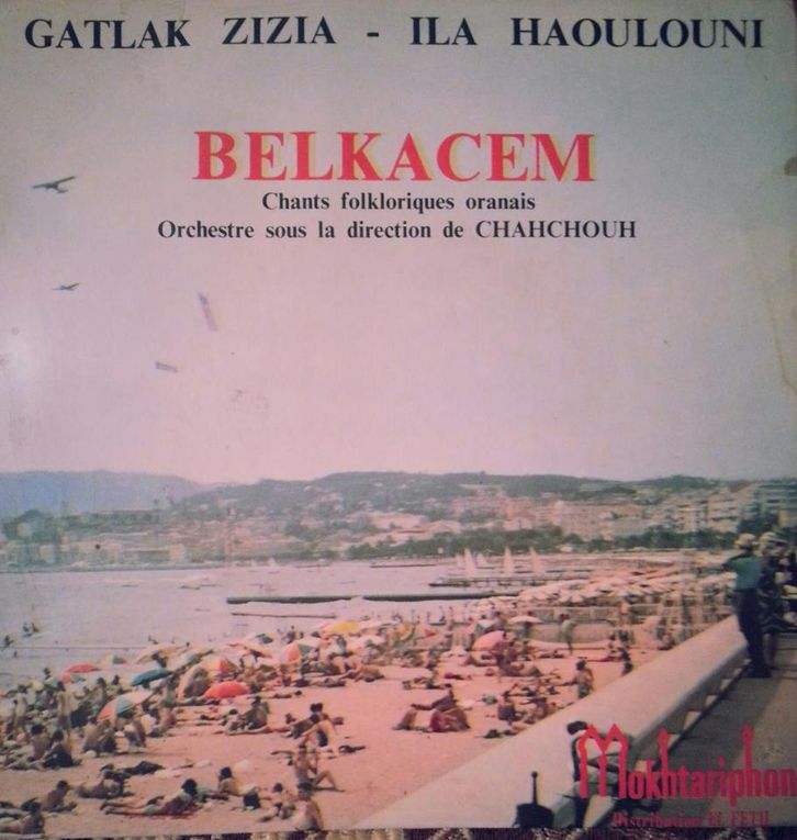 Belkacem Bouteldja - Gatlek Zizia