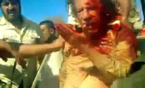 dar dar, bit bit, zenga zenga by Mouamar Khadafi