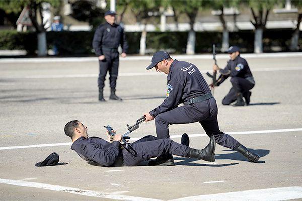 Police Algérienne, DGSN, direction générale de la sûreté nationale الشرطة الجزائرية - المديرية العامة للأمن الوطني