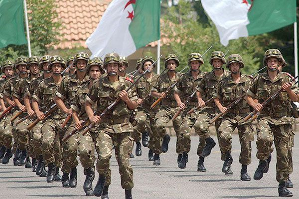 Le site du Ministére de la défense Nationale MDN  موقع وزارة الدفاع الوطني ـ الجزائر