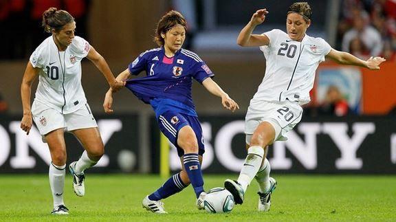 [Nuit du Dim 05 au Lun 06 Juil] Foot (Coupe du Monde Féminine, Finale) Etats-Unis /Japon, à suivre en direct à 22h00 sur W9 et Eurosport !
