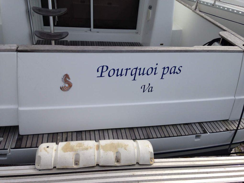 Les noms de bateaux