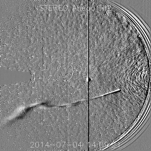 NASA le calendrier c'est arrèté le 06/07/2014