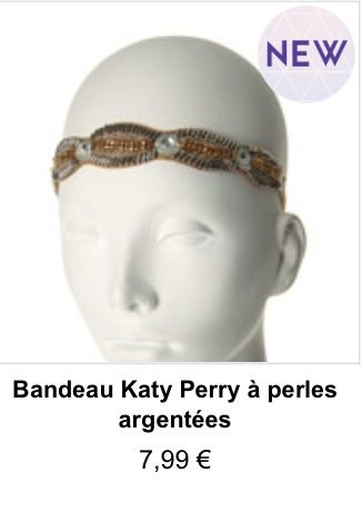 Collection de Katy Perry