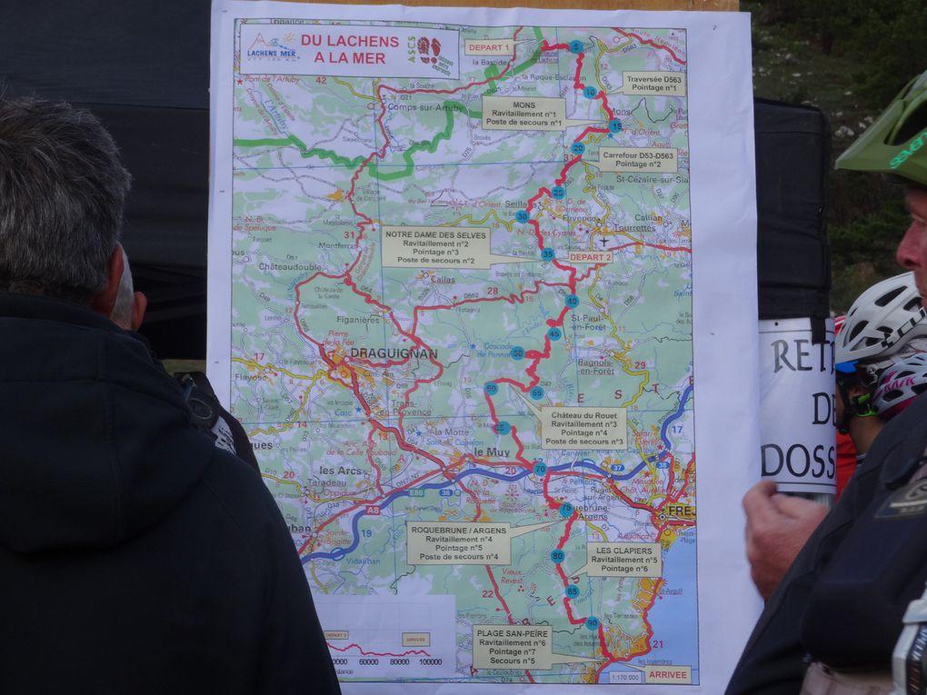 Les 100km du Lachens-Mer 2018 en FATBIKE et 6 fattie (10 mai 2018)