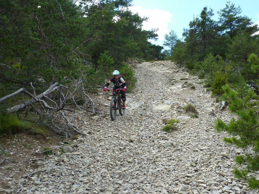 Le tour du lac du Castillon -St André les Alpes (04) le 15/08/2018