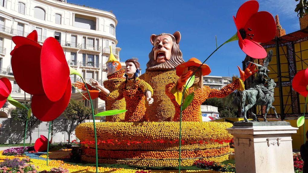 le carnaval à Menton