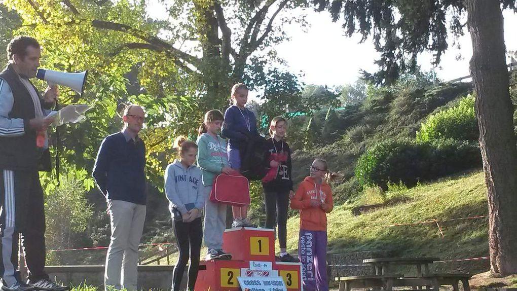 Mes premier podiums