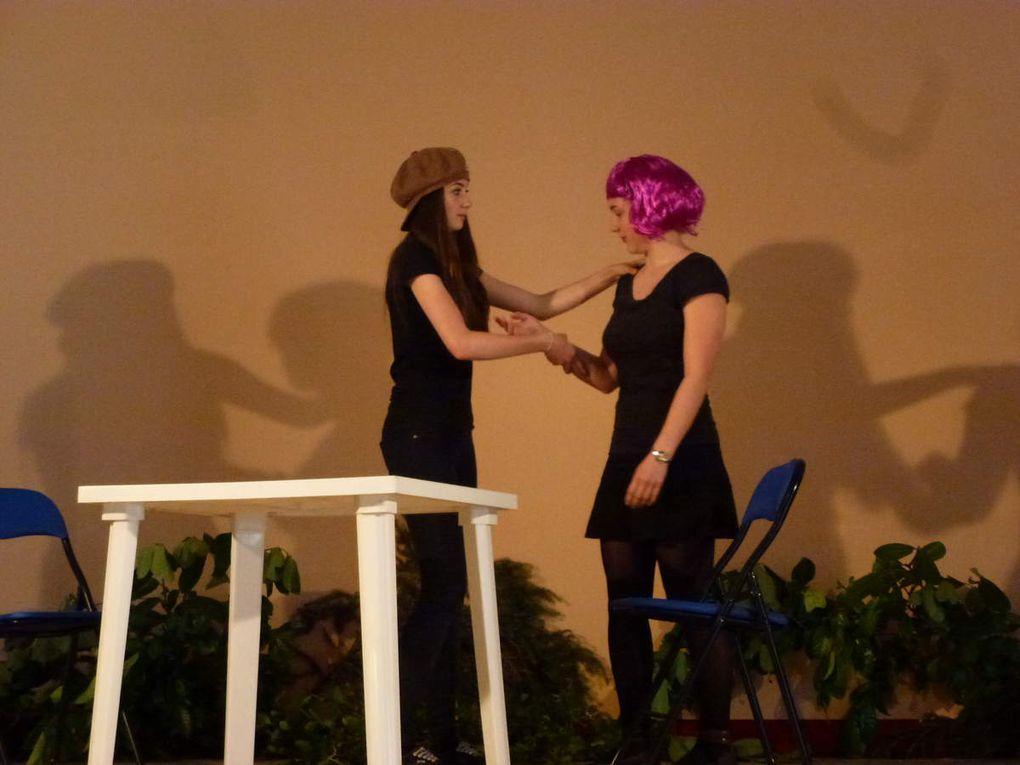 Spectacle d'improvisations du 15 juin à Vornay