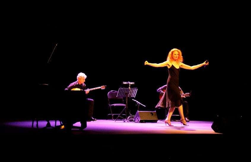 Concert Katerina Vlahou : Une &quot&#x3B;nuit de velours&quot&#x3B; appréciée