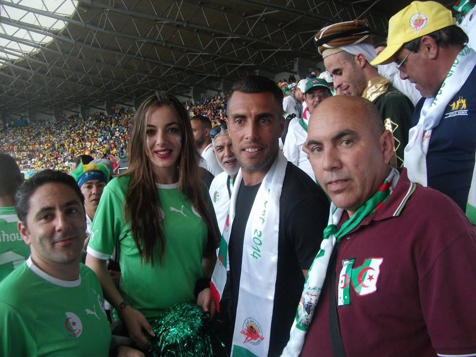 Avec M.Le ministre des sports,Saifi ,Hafidh Derraji,Aboutricka et Mansouri.