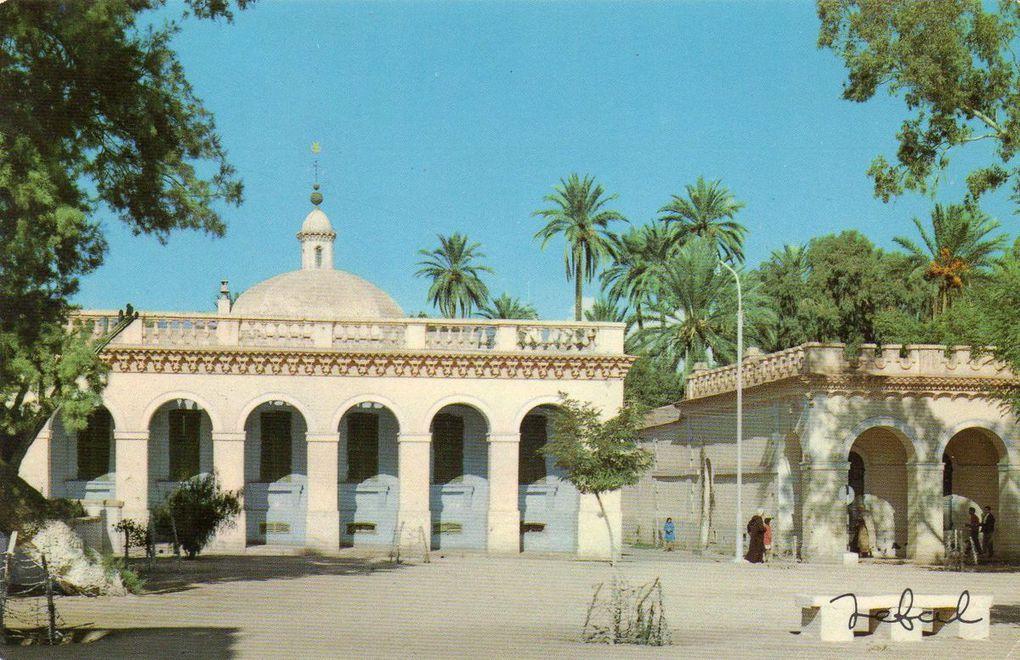 La placette,Lemgatae dahraoui,La place du marché aux légumes(disparue),Porte d'Alger,L'église et la plus vieille Essafah