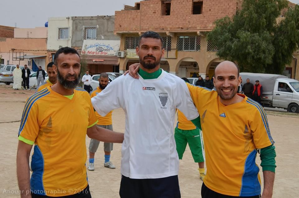 Photos du tournoi à la mémoire de Nouh Benguit et Khelifi takiddine .
