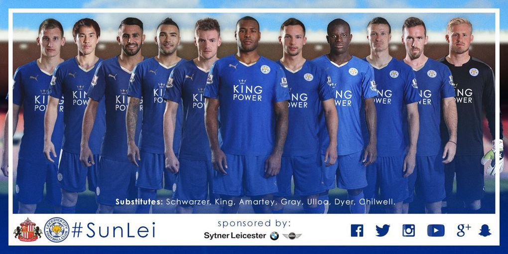 Photos Leicester City Football Club.