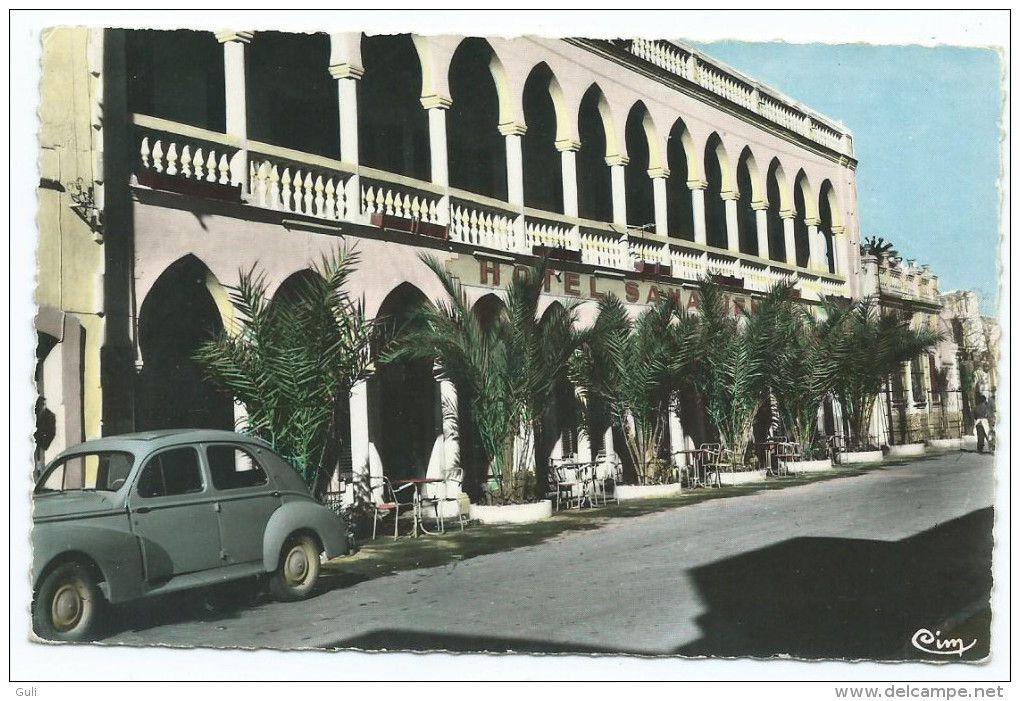 Les points culminants de l'histoire de Laghouat entre 1900 et 2000