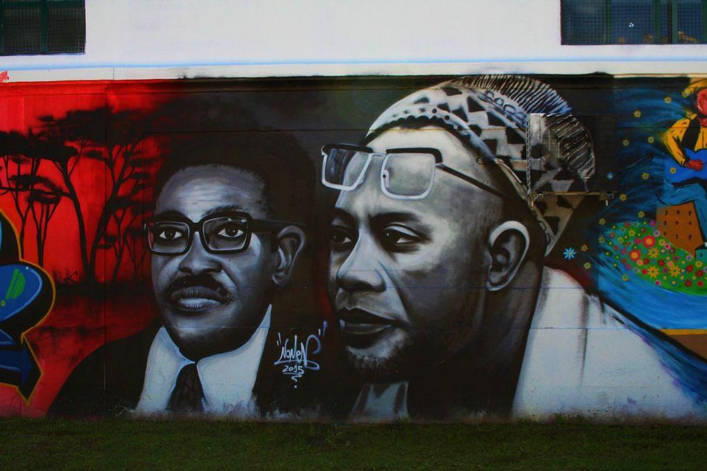 Street art à Lisbonne (Part. 1): LX Factory, Village Underground et le quartier d'Alcântara