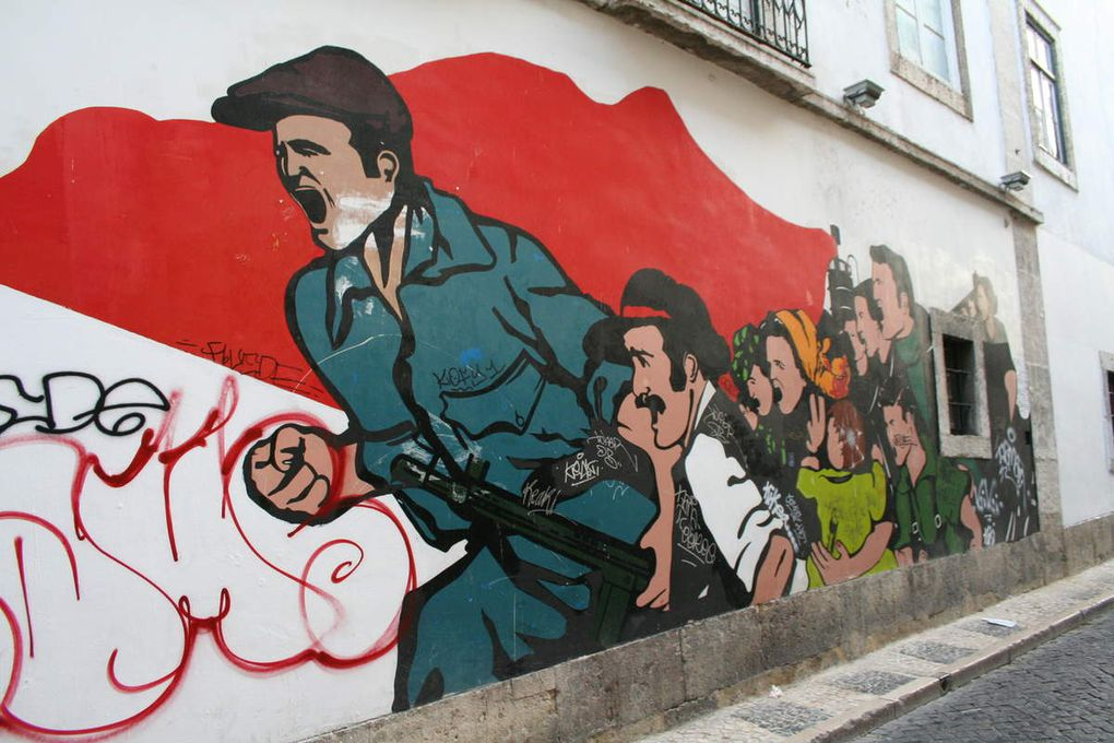 Street art à Lisbonne (Part. 3)
