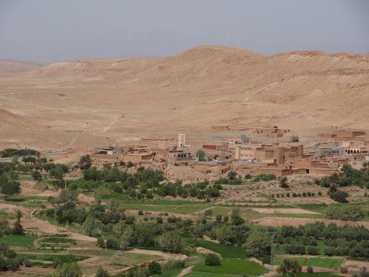 Première rencontre avec la Maroc (suite) : les douars