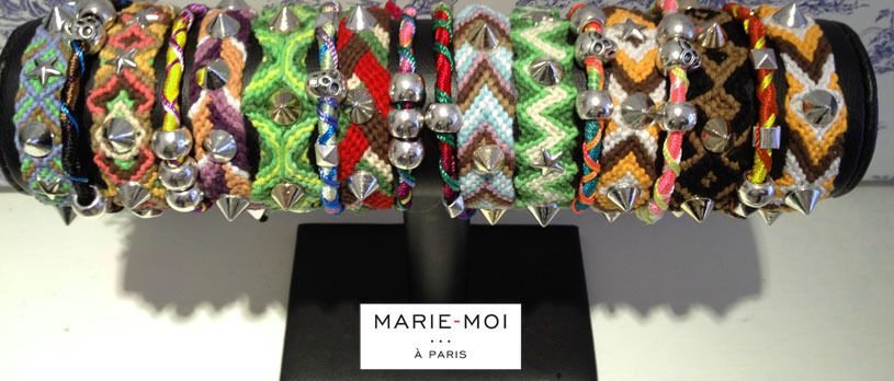 Marie-moi : bijoux barock'n'roll made in Versailles