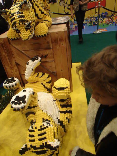 Bon plan Lego! (free) ateliers, photo-booth et surprises pour les enfants