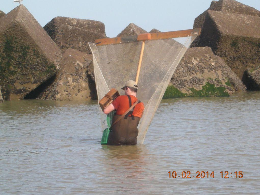 Les pêcheurs super sympa, ils m'ont laisser les prendrent en photo, merci messieurs !!!