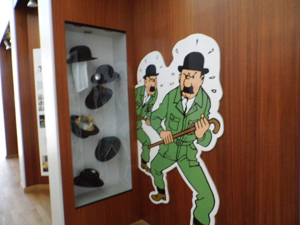 Musée de la bande dessiné à Bruxelles