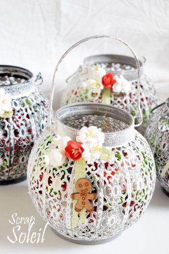 Cadeaux de Noël : des lanternes customisées