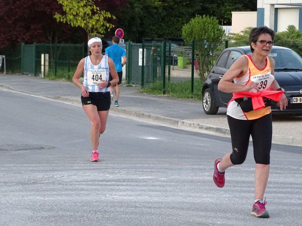 Photos de Christelle Transinne du 10 km Bezannes