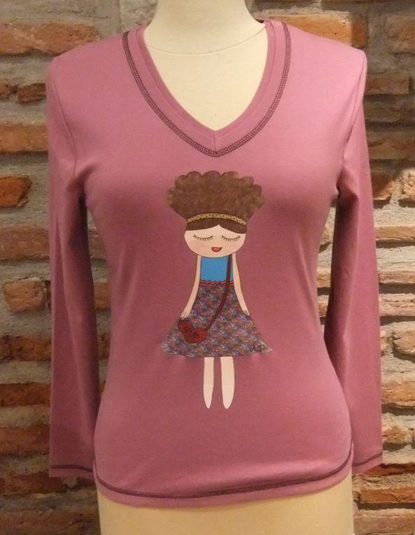 Voici quelques unes des créations de Viva la Pepa, telles qu'elles sont mises en ventes sur son site www.vivalapepa.fr