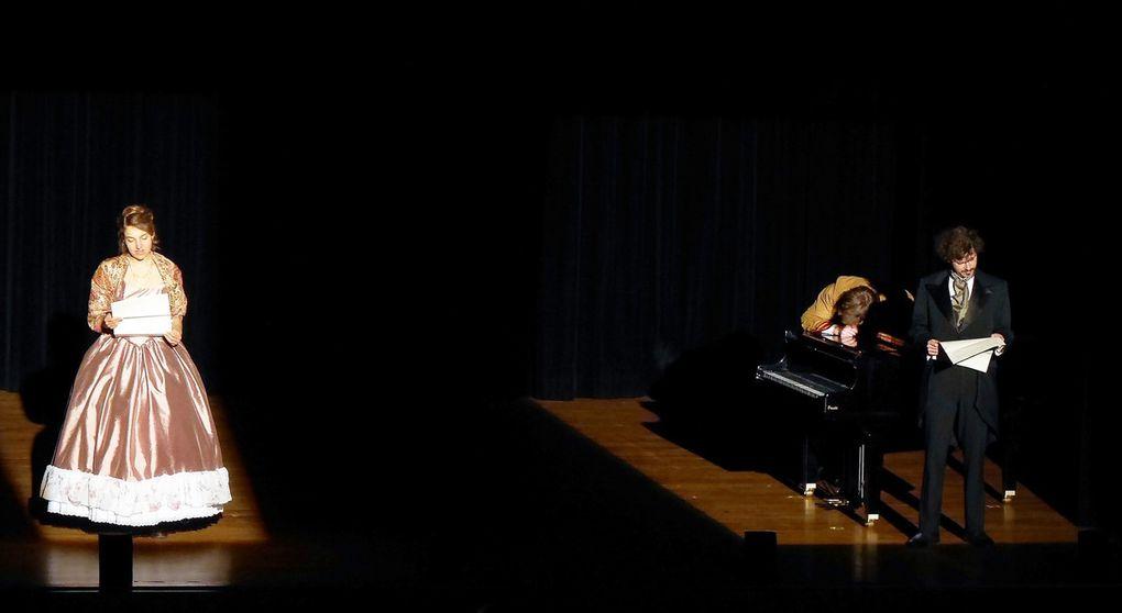 Un diner avec Chopin