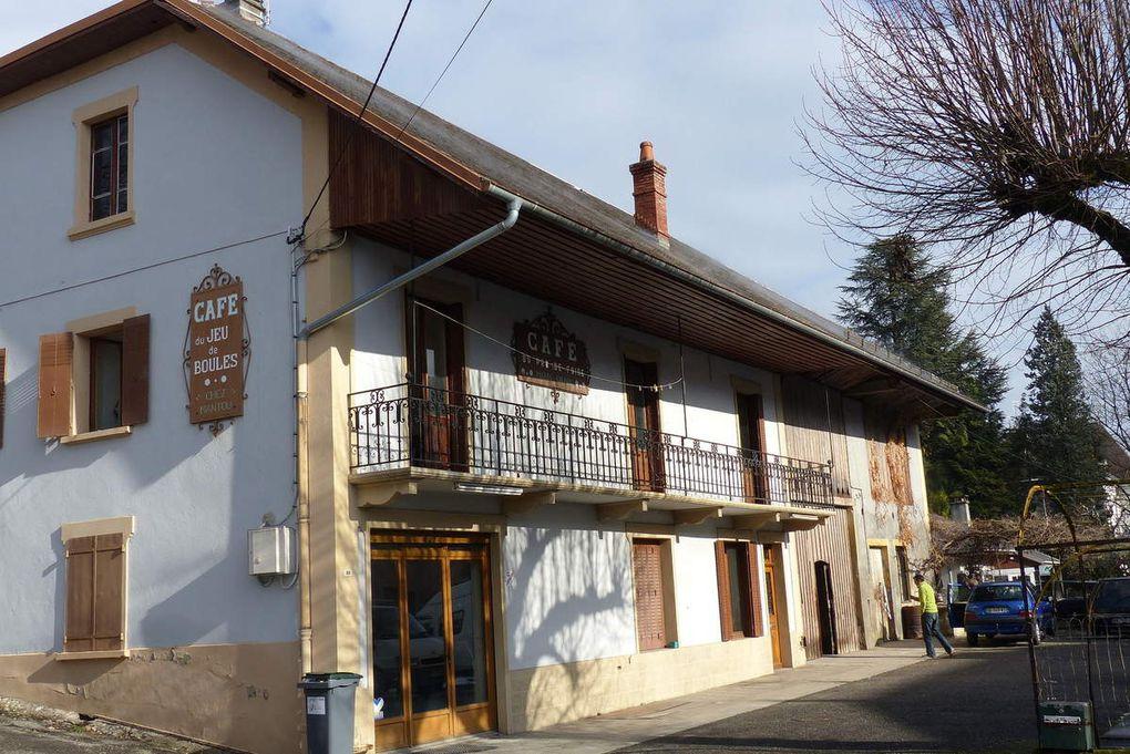Quelques images de la rénovation du Café Mentou