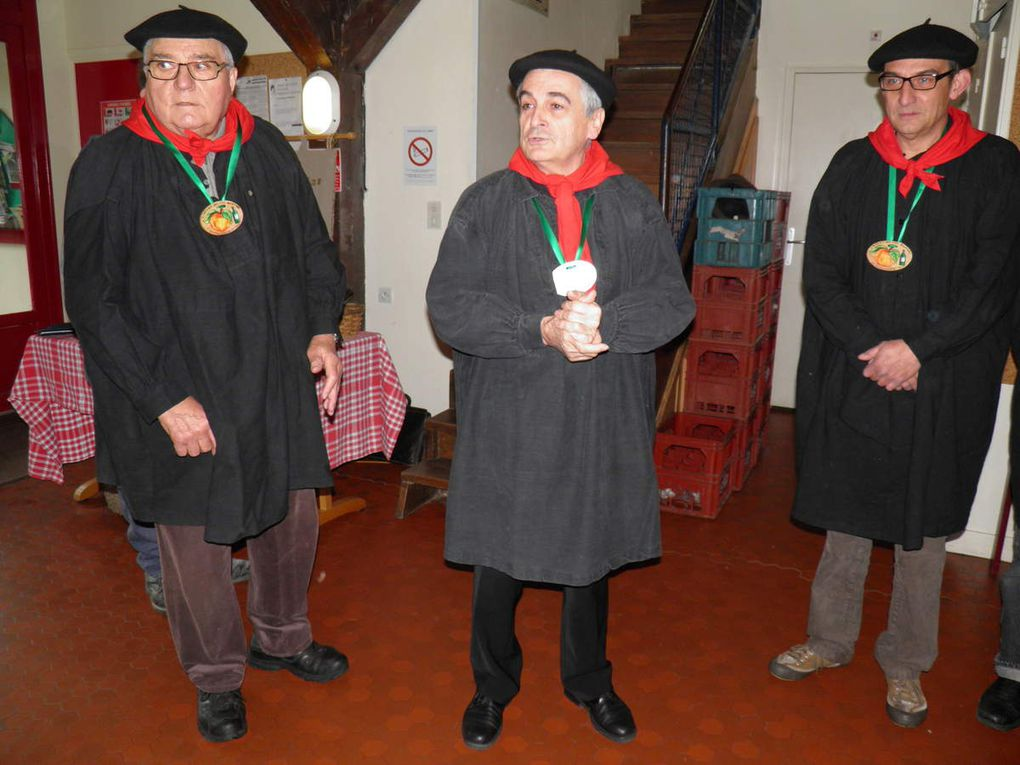 Concours cidricole 2012