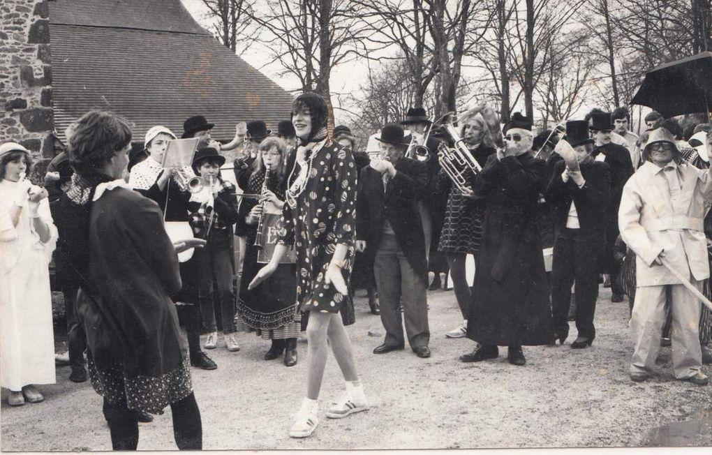 Foires de la Saint-Thuribe 1985,1986,1987 et 1997.