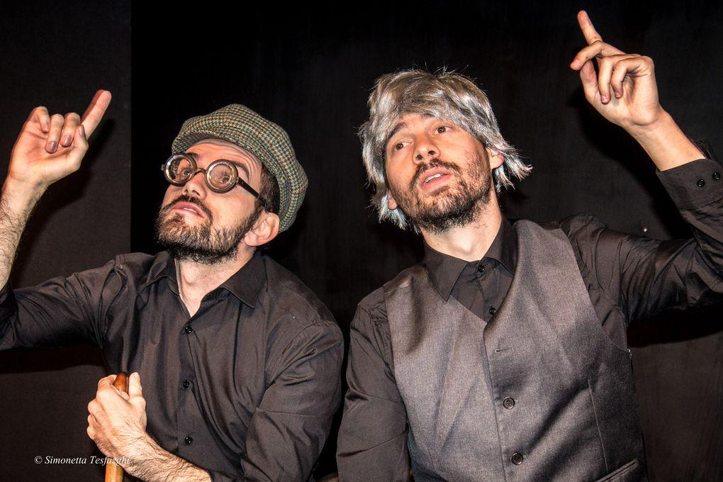 Foto di scena dello spettacolo L'importanza di non essere juventini ad opera di Simonetta Tesfazghi